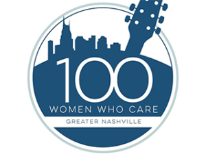 100 Women Who Care of Middle Tennessee logo