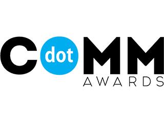 dotCOMM Awards Logo